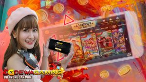 Game Slot Joker123 Deposit Gopay